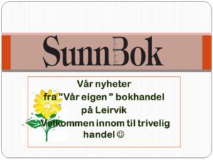 Sunnbok